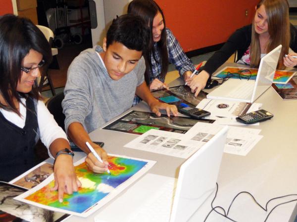 Nasa Student Mars Project Wins Education Award