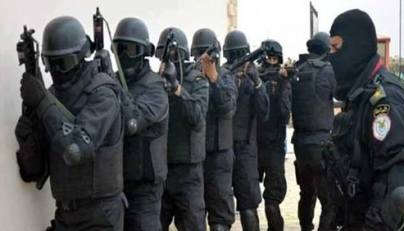 Non-commissioned police officer killed in security raid in
