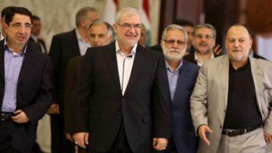 Photo of حزب الله يدفع لبنان الى العزلة الدولية والانهيار الاقتصادي….