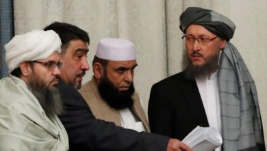 Photo of إرهابيو الأمس مفاوضو اليوم! أمريكا تحاور طالبان ووفد الحركة بالكامل على قوائم واشنطن
