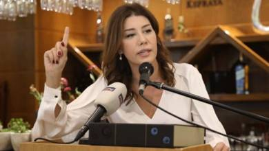 Photo of عرضت يعقوبيان فيديو  وإتهمت حزب سبعة والتيار الوطني الحر بالوقوف وراء الحملة عليها