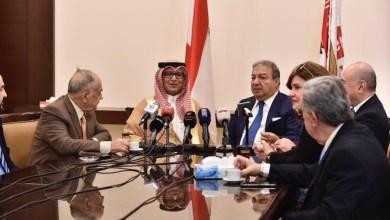 Photo of السفير السعودي لنقابة الصحافة اللبنانية: أمن واستقرار لبنان سياسة استراتيجية للمملكة