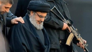 "Photo of نصر الله يلوح ""برد فعل في كل الساحات"" على تصنيف ترامب ""الحرس الثوري"" إرهابيا"