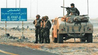 "Photo of ""معركة الخفجي""… هكذا امتحن خطأ أميركي كفاءة ""المقاتل السعودي"" وصبر الملك فهد"