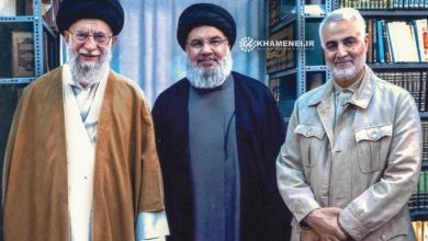Photo of صورة خامنئي وسليماني ونصرالله… لبنان في صلب المشروع الإيراني