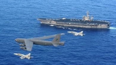 """Photo of """"البنتاغون"""" بصدد إرسال 6 طائرات B-52 إلى المحيط الهندي"""