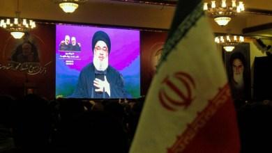 Photo of حسن نصرالله يظهر الإفلاس السياسي بخطاب عن القوة الإيرانية