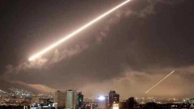 Photo of طائرات حربية اسرائيلية قصفت مطار الشعيرات في حمص