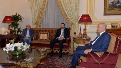 Photo of مؤامرة الحريري وبري وجنبلاط ضد الثوار