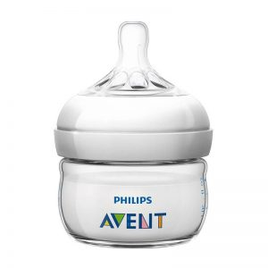 Biberón natural 60ml SCF039 Phlips Avent