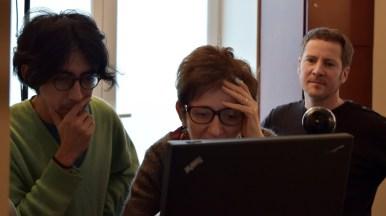 Eme de Armario, Pili Munoz & Sébastien Cornuaud