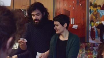 Thomas Gabison & Rachel Deville