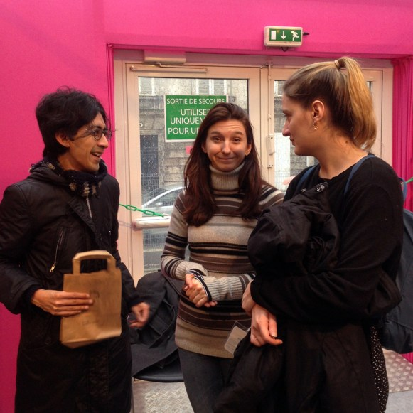 Eme de Armario, Ana Setka & Giulia Sagramola