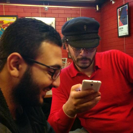 Migo Rollz & Ahmed Salem