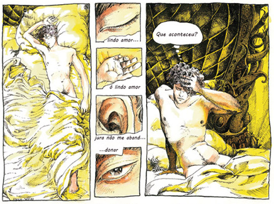 """""""Adormecida"""" de Paula Mastroberti"""