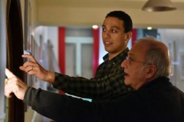Mohammed Shennawy et Golo
