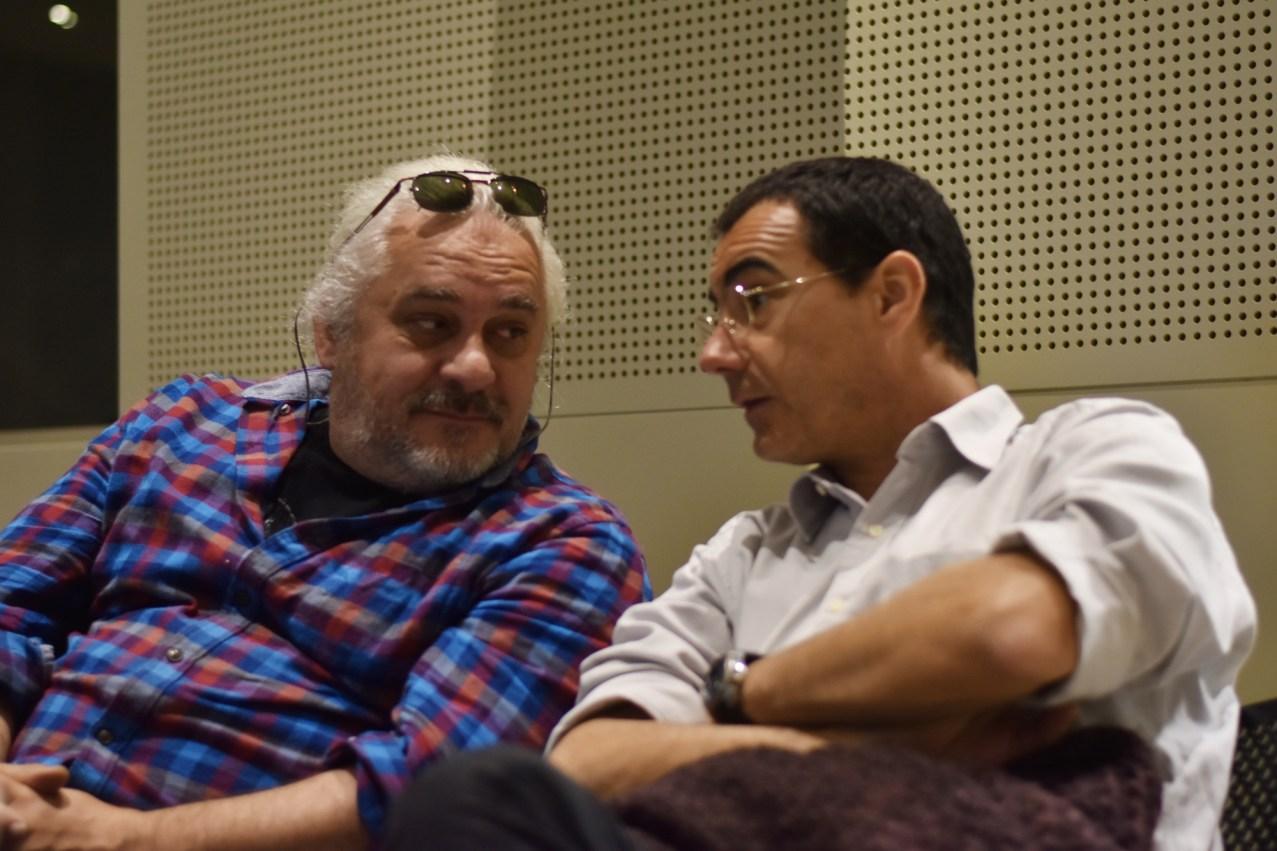 Denis Mellier & Lambert Barthélémy