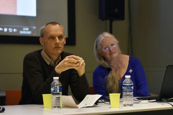 Jean-Jacques Rouger & Danièle Alexandre-Bidon