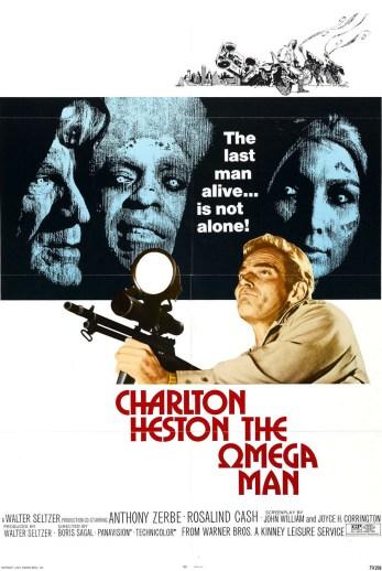 The Omega Man, 1971.