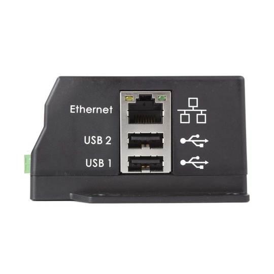 eGauge unidad principal de monitoreo con 15 puertos