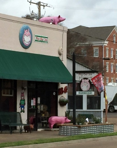 Pig-Out Inn