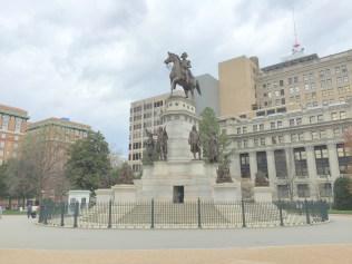 George Washington Equestrian Monument
