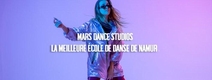 Stage de danse à Namur
