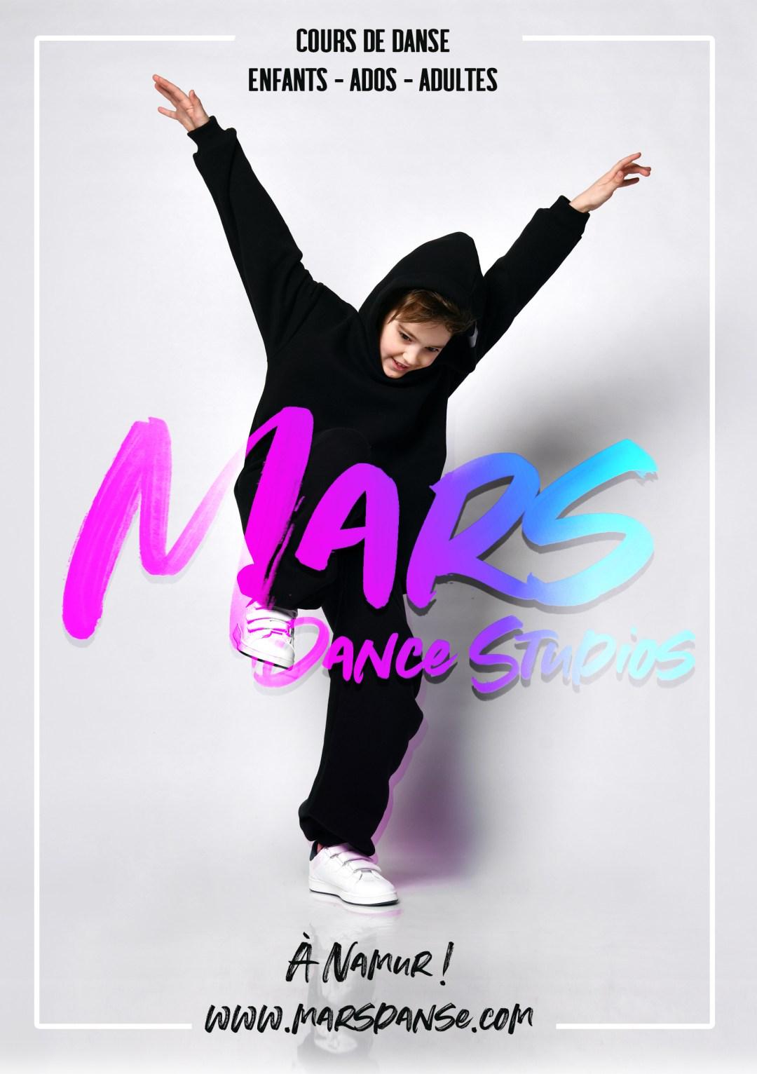 Mars Dance Studios Namur 2021