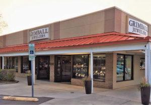 Grimball Jewelers Storefront