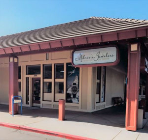 Milner's Jewelers Storefront