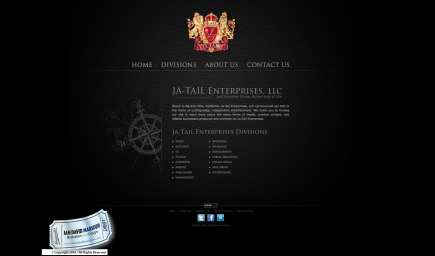Logo and Crest Designs for Ja-Tail Enterprises LLC, Bevery Hills by Ian Marsden