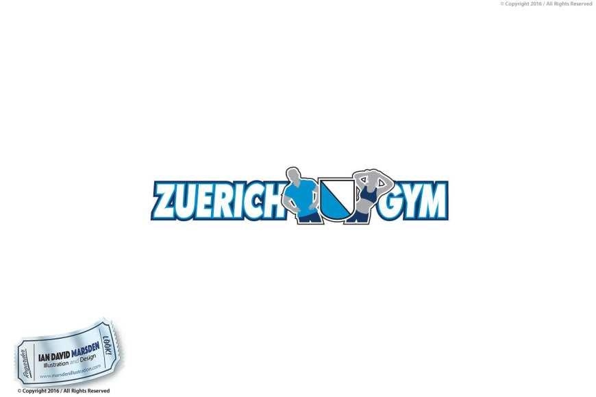 Zuerichgym Zurich Switzerland Logo