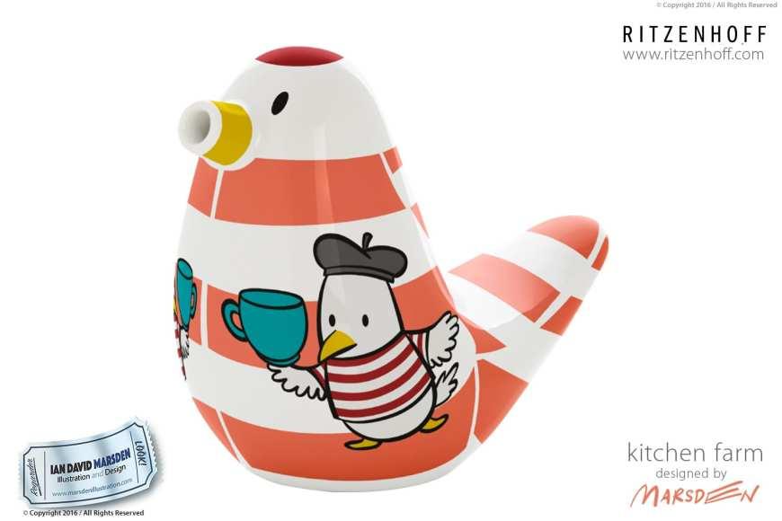 RITZENHOFF Design Collection Objects by Designer Ian David Marsden