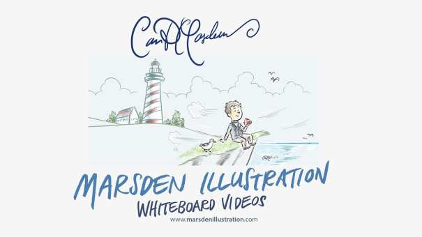Whiteboard Videos by Ian David Marsden
