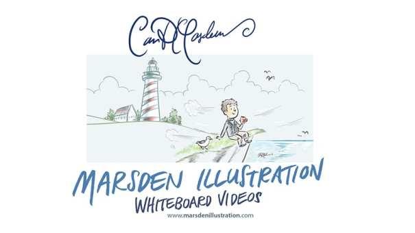 Whiteboard Videos by Ian David Marsden