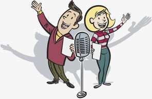Weibliche und Männliche Sprecher in verschiedenen Sprachen für Whiteboard Videos