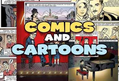 Cartoons & Comics