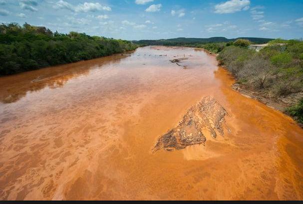 Colapso dos rios brasileiros, rio Doce