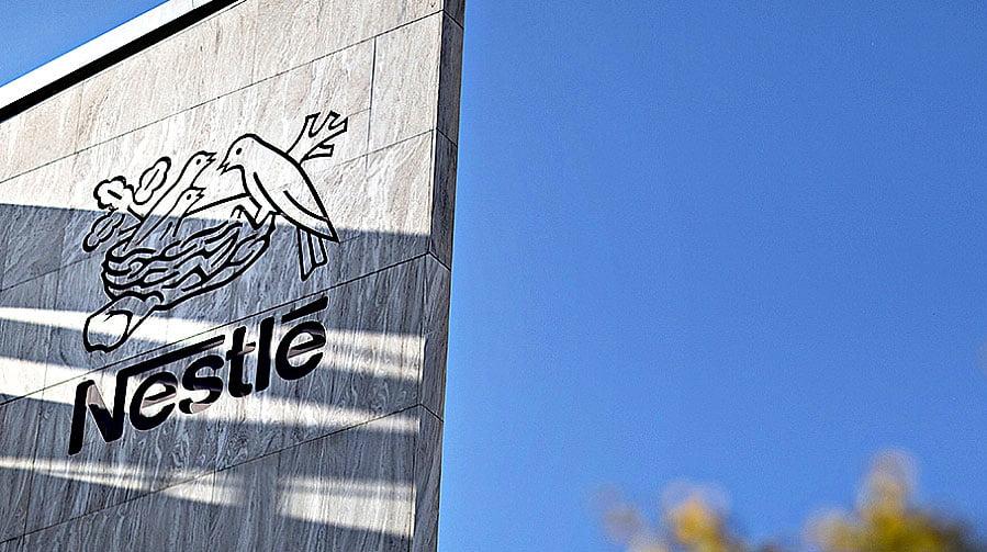 imagem de prédio da Nestlé