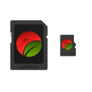 Preloaded Software on 16GB MicroSD Card