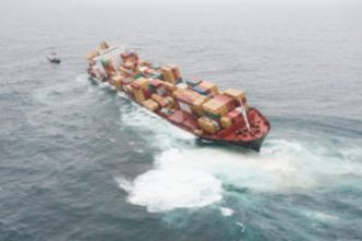 Shipping disaster- Mars Freight- Freight Forwarding - Bahrain
