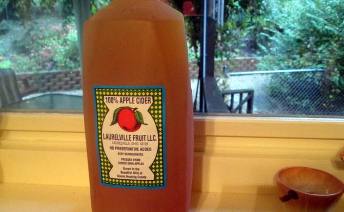 Laurelville Fruit Farm cider