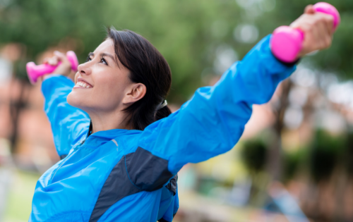 exercise as an act of worship