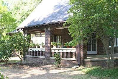 Eudora porch