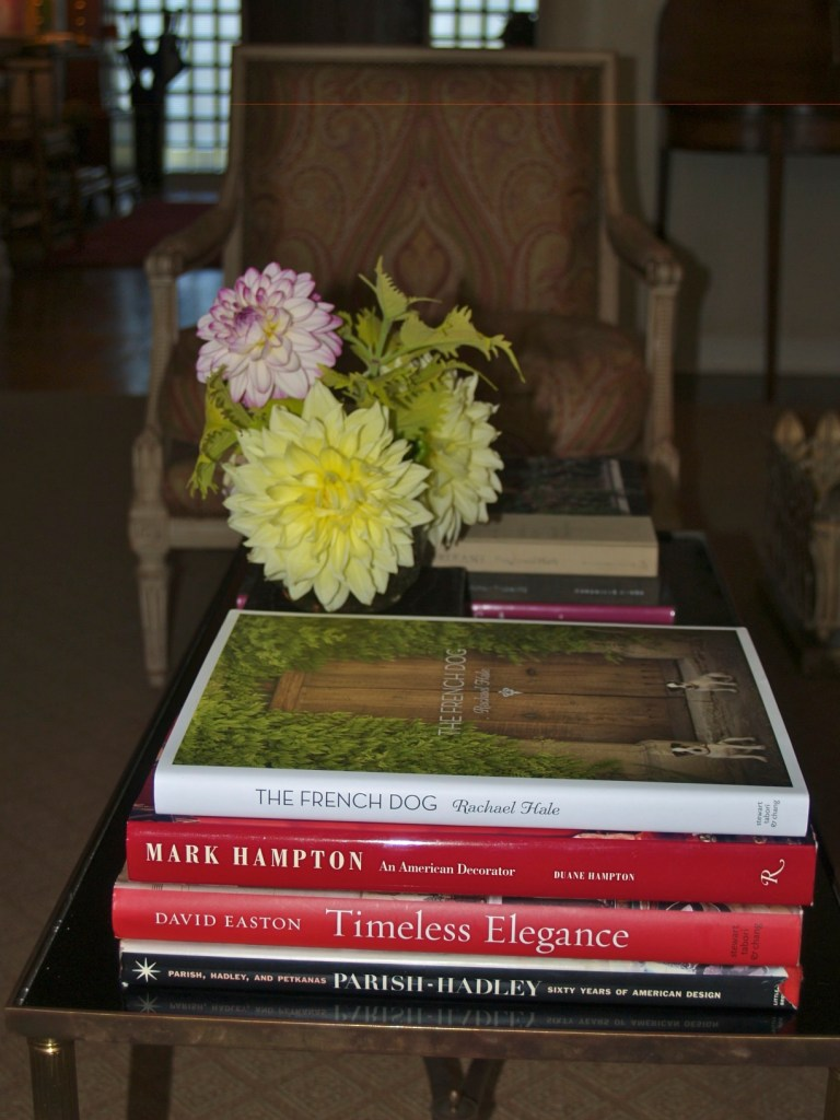 What's On Your Coffee Table?