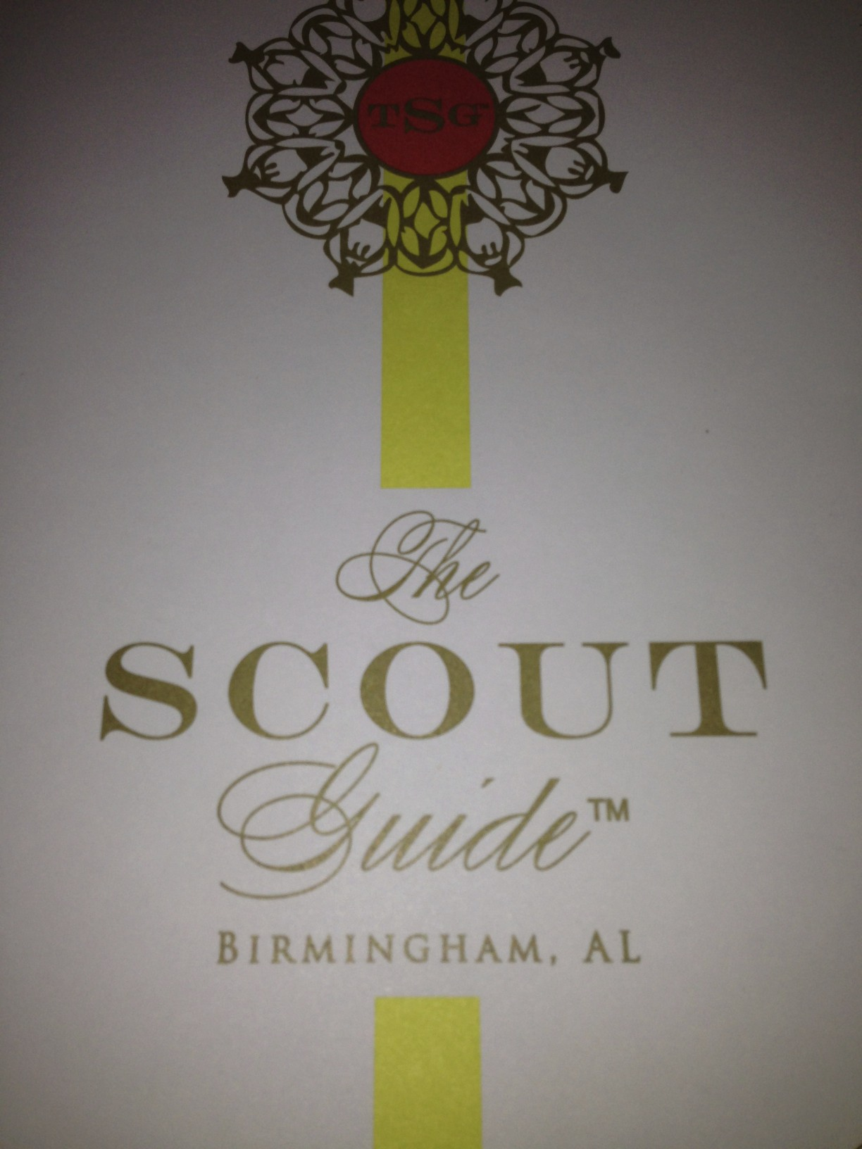 The Scout Guide Birmingham