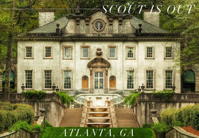 The Scout Guide Atlanta
