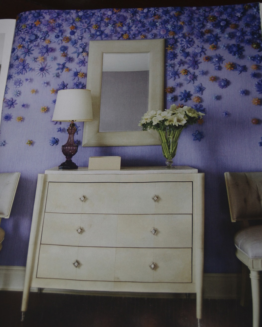 Do You Remember Hildi S Flower Bathroom From Trading Spaces