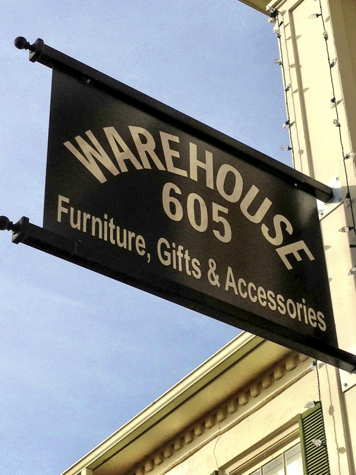 Warehouse 605