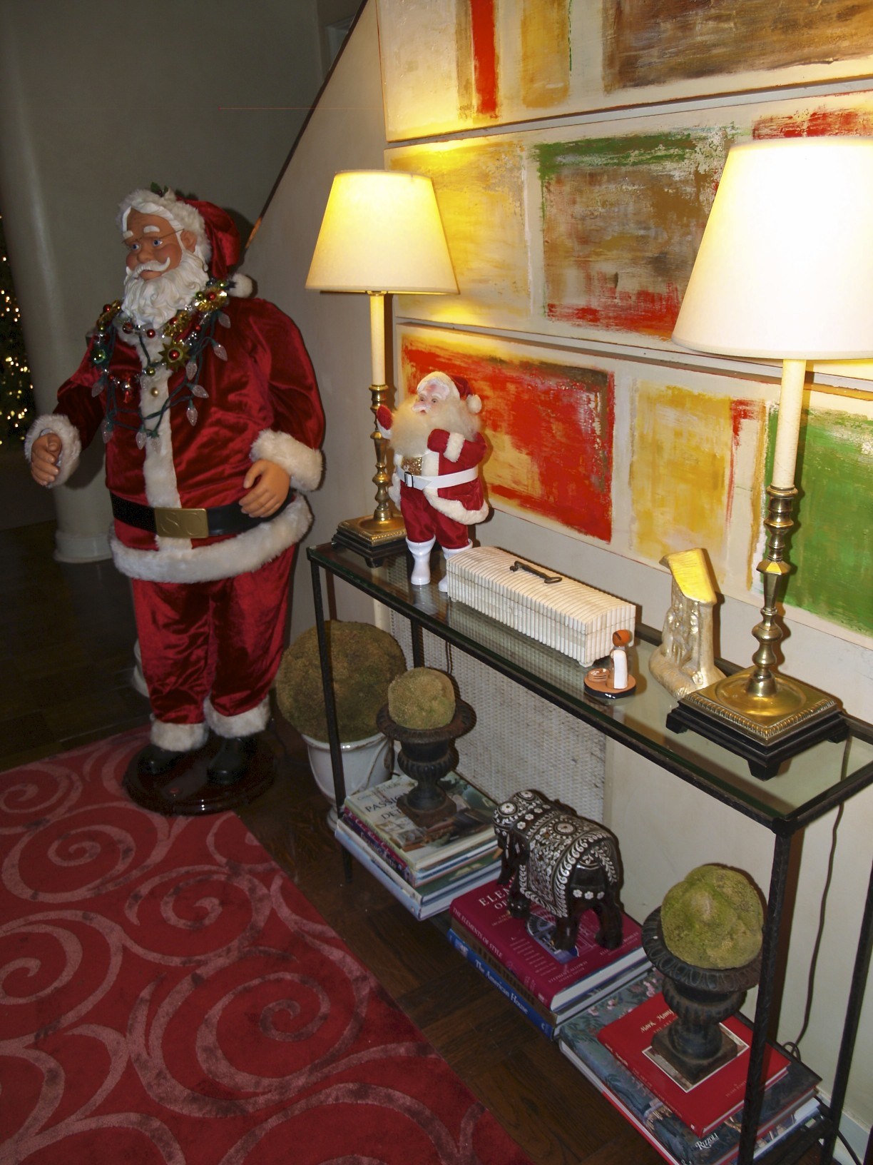 Holiday House Tour On Pinehurst Place